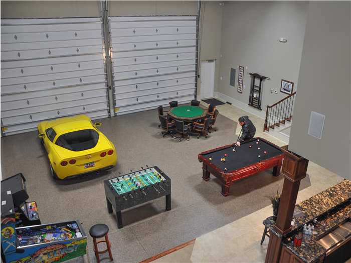 Commercial Space To House Man Caves, Man Cave Storage Units Huron Ohio